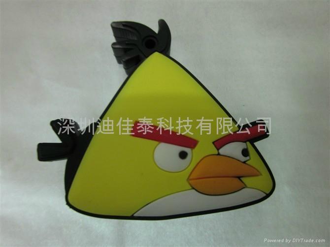 憤怒的小鳥U盤 3