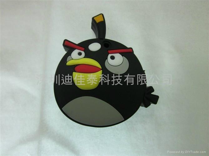 憤怒的小鳥U盤 4