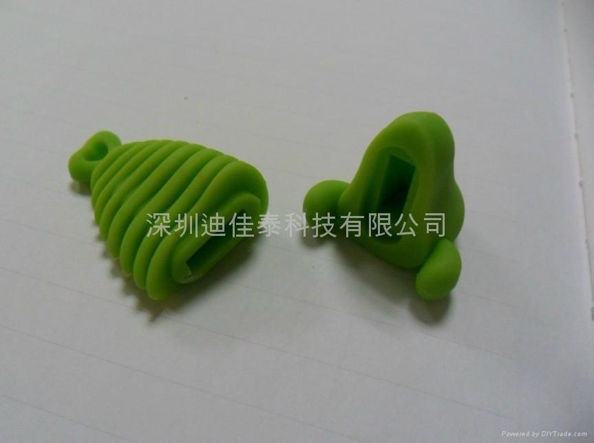 魚骨U盤 3