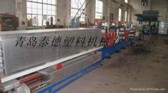 棉花包專用PET塑鋼打包帶生產線