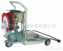 電動潤滑油加註機E-200-ER
