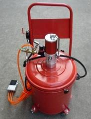 气动定量油脂加注机