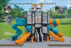 Outdoor playground Equipment from Guangzhou Cowboy Toys