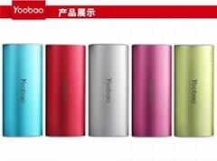 Yoobao 羽博移動電源 充電寶充電器批發禮品定製
