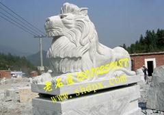 撫州石獅子
