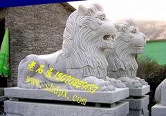 南昌石狮子
