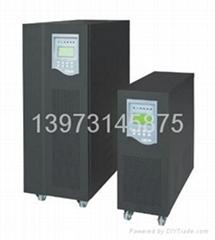 EKSD800工频在线式三进单出UPS