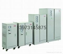 SVC三相高性能全自動交流穩壓電源