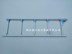 病床折叠护栏