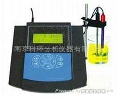 中文PH/離子選擇電極測定儀