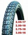 高品質摩托車輪胎300-17 3