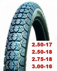 GOOD quality motorcycle tyre 300-17