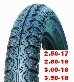 高品質摩托車輪胎300-17 2