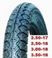 高品質摩托車輪胎300-17