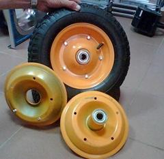 PU发泡轮350-8