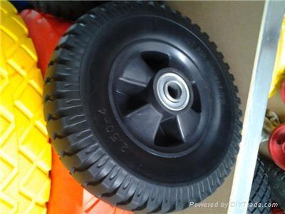 優質PU發泡輪400-8 3
