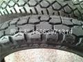 高品質摩托車輪胎250-17 2