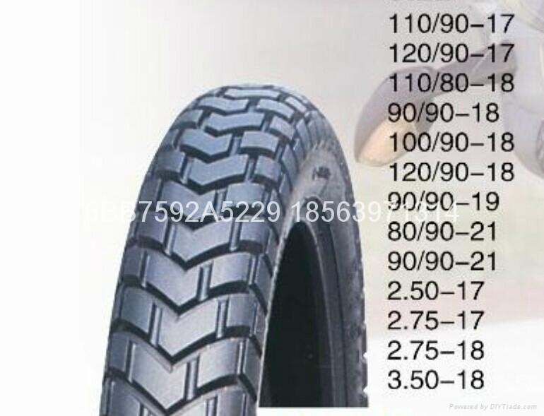 摩托車輪胎(110/90-16) 500件起 3