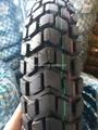 高品質摩托車輪胎110/90-17 3
