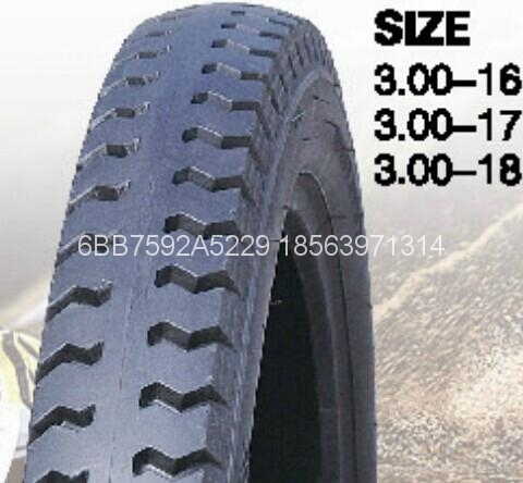 Good quality motorcycle tire 300-18 3