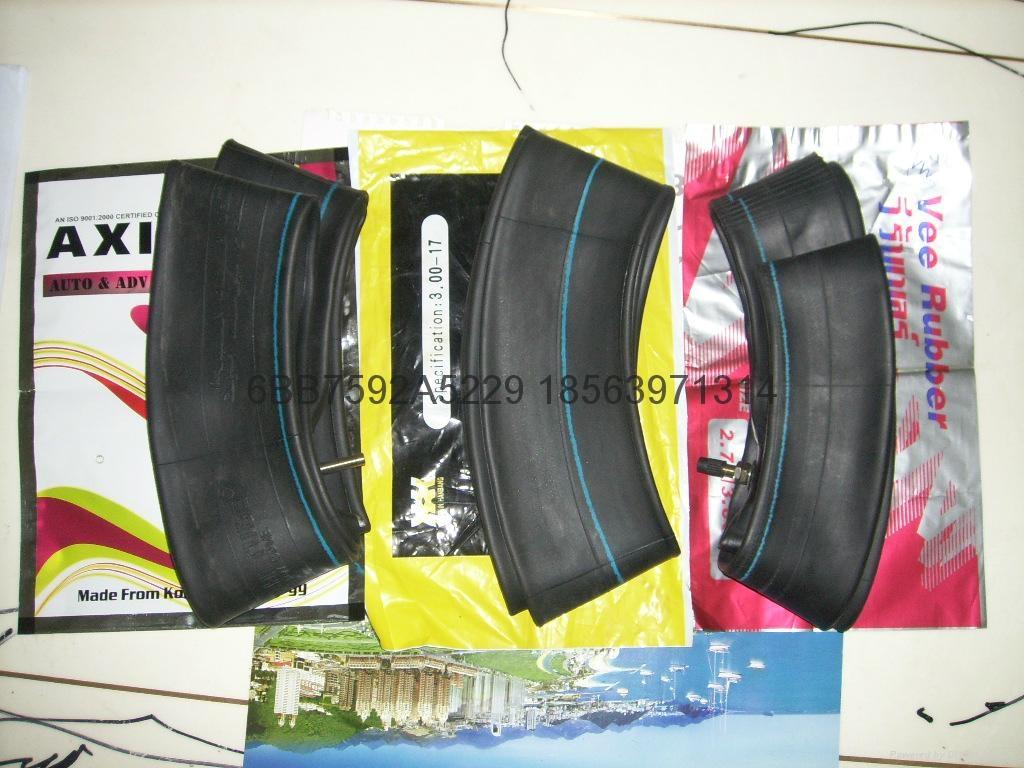 廠家直銷高品質摩托車內胎410-18 1