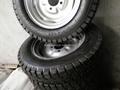 高品質摩托車輪胎400-8 3