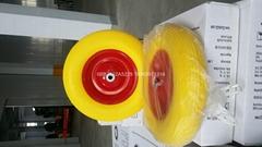 优质PU发泡轮400-8