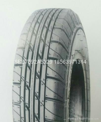 高品質電動車三輪車輪胎400-12 3