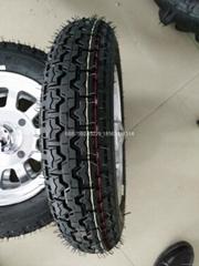 高品质电动车三轮车轮胎400-10