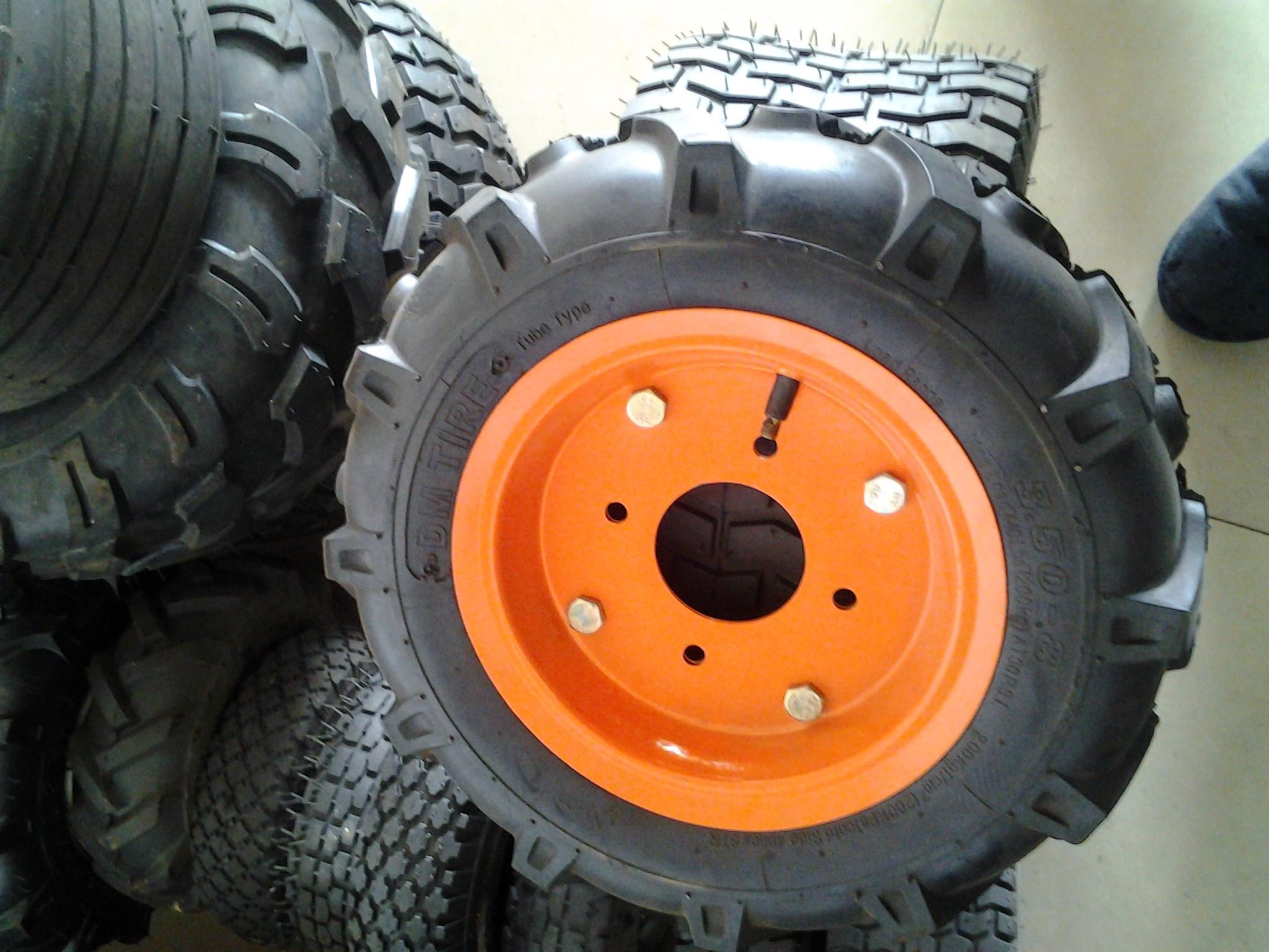 高品質農用車輪胎600-12 3