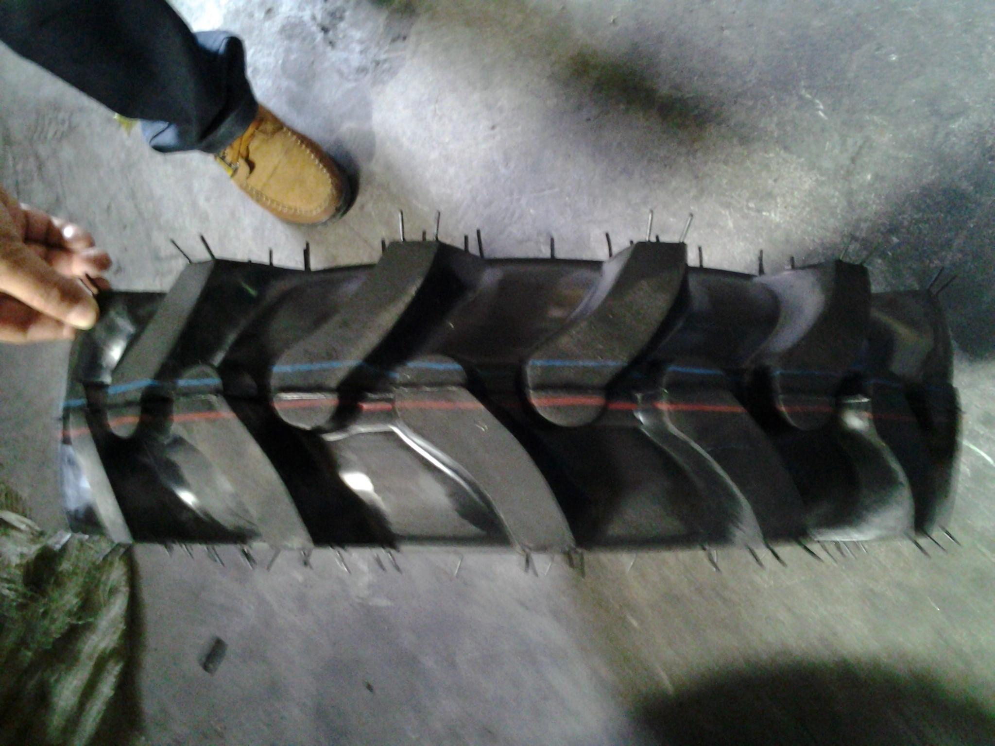 高品質農耕車輪胎600-12 1