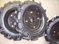 高品質農耕車輪胎600-12 3