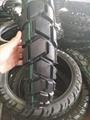 高品質摩托車輪胎110/90-17 4