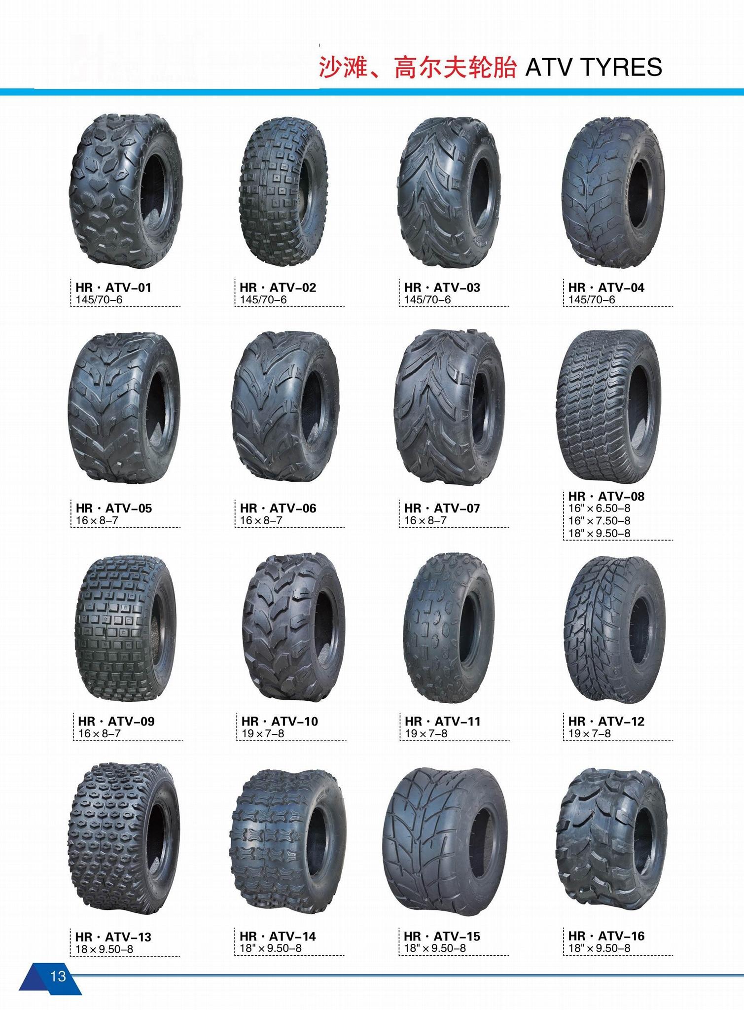 優質沙灘車輪胎ATV輪胎25x10-12 1
