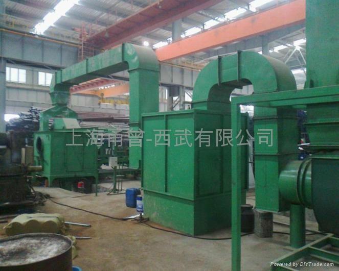 石油套管高壓無氣噴塗機設備圖片 1