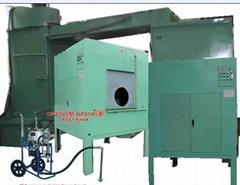鋼管高壓無氣塗裝生產線