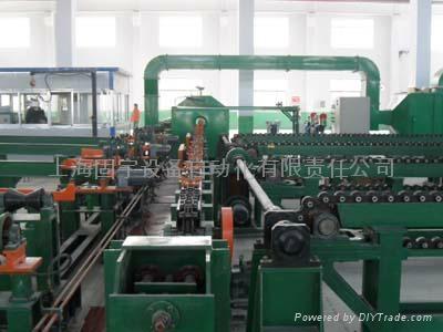 钢管测长称重生产线 5