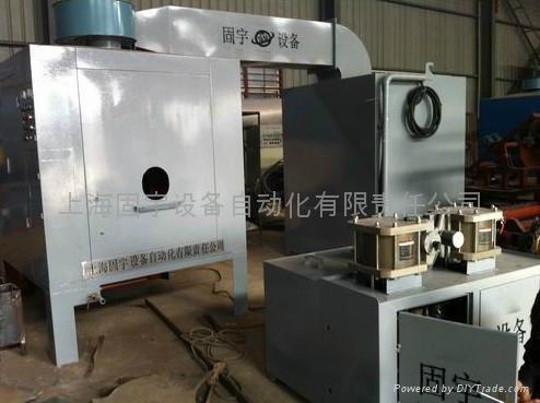 石油套管高壓無氣噴塗機設備圖片 3