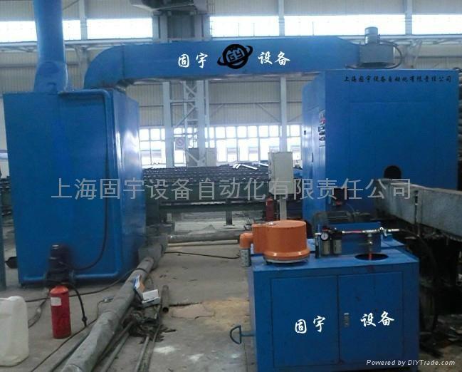 石油套管高壓無氣噴塗機設備圖片 4