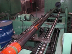 Steel tube oiler