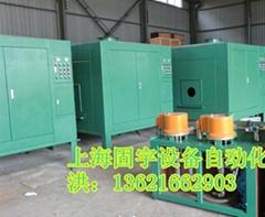 High pressure airless spraying machine