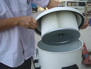 PG Series industrial Vacuum cleaner 3
