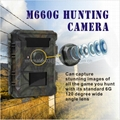Bestok M660G 12MP Digital Wide Angle
