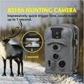 Scouting/watching/observing creature long standby time wildlife camera 1