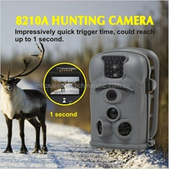 Scouting/watching/observing creature long standby time wildlife camera