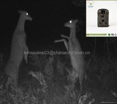 Outdoor Mini Wifi Camera Thermal Night Vision Hunting Camera