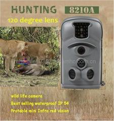 Mini Thermal Night Vision hidden Hunting Camera