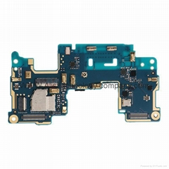 for HTC ONE M9 main speaker mic flex upper board connector