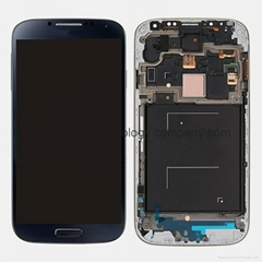 for Samsung Galaxy S4 i9505 LCD Touch Screen with Frame