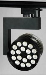供应大功率LED轨道灯